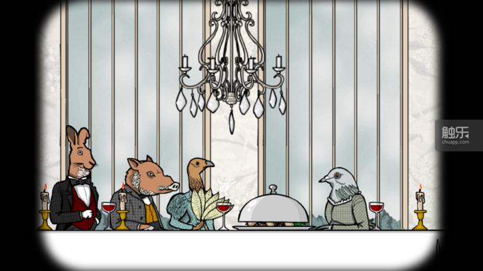 The 1st dinner