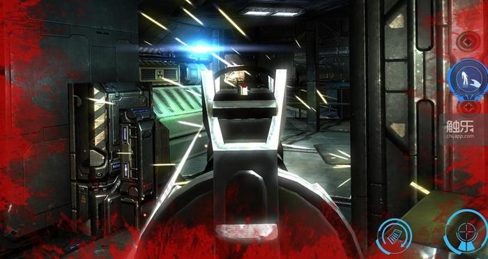 《死亡效应2》:自动射击的精度非常有限,即便是在瞄准状态下
