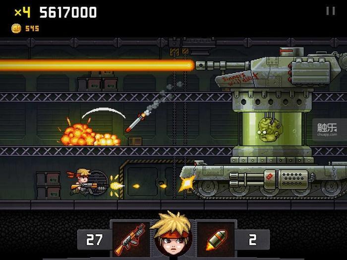 """""""脑控""""战车,除了横向射激光,还能丢跃层攻击的巡航导弹"""