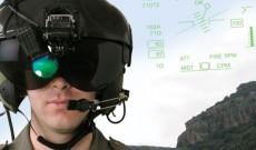 美军的头戴模拟飞行显示器