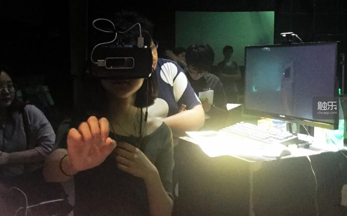 VR恐怖游戏《医怨》的试玩