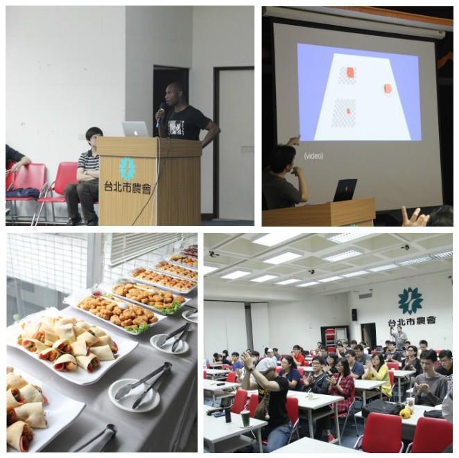 每年GDC结束后,IGDA台湾分会与资策会都会邀请该年度有参与GDC的与会者进行分享