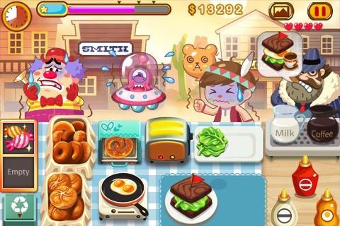 Monkey Potion开发的《邦妮早午餐》在上架5天后就拿到了台湾App Store付费下载第一名