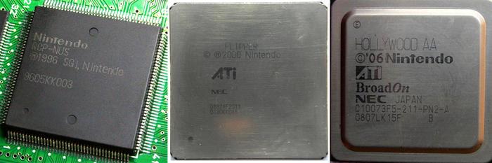 N64、NGC、Wii三代游戏机的图形处理器,均由颜维群的团队参与研发
