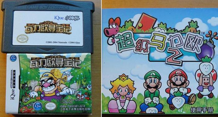 小神游的两款首发游戏《瓦力欧寻宝记》和《超级马力欧2》上市数天即被破解,发布在网上