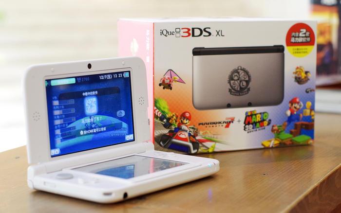 《超级马力欧3D乐园》和《马力欧卡丁车7》是神游在中国大陆正式发行的最后两款游戏