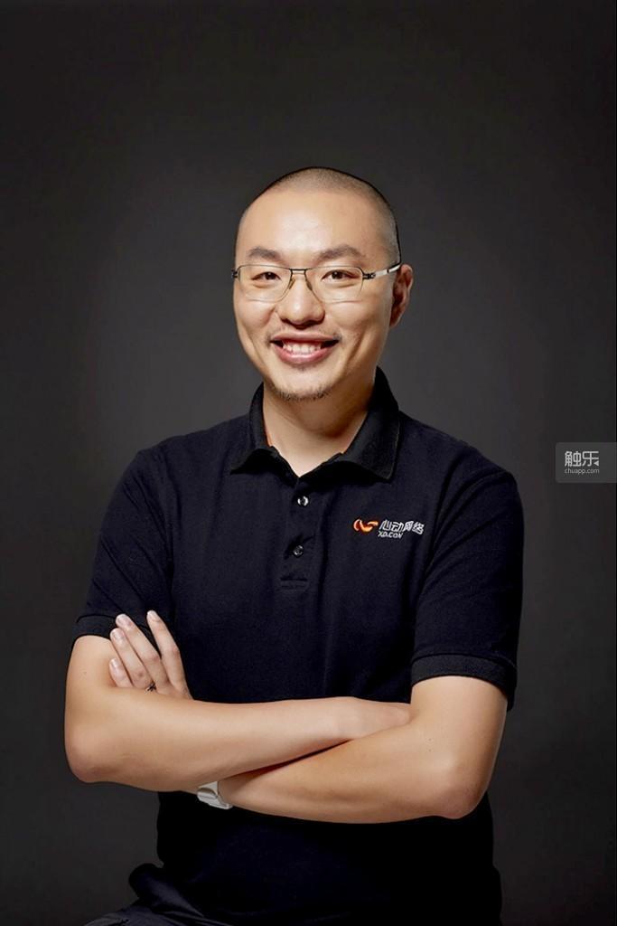 心动网络CEO黄一孟