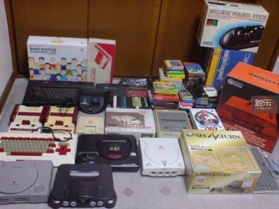 90年代日本的游戏主机