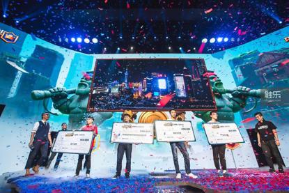 Supercell《皇室战争》上海锦标赛决赛