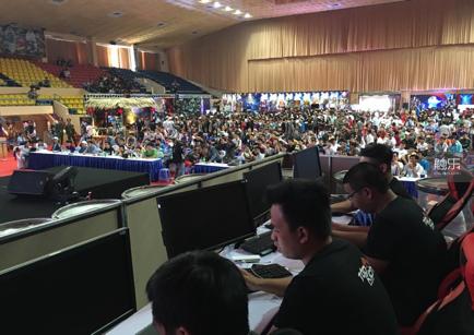 英雄体育《全民枪战》越南总决赛