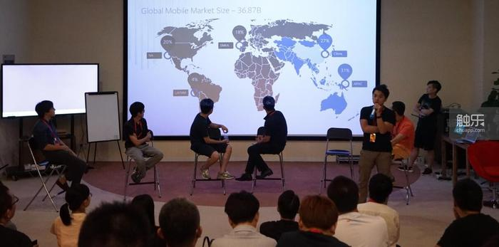 Facebook中国区Manager Henry分享简报数据