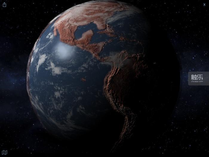 地球已经被我搞完蛋了……原来犯不着用核武器呀!