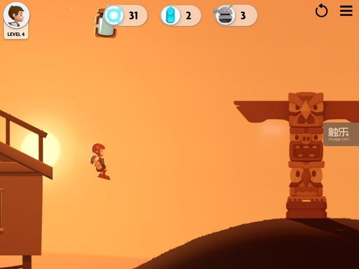 游戏的光影渲染颇有几分《阿尔托的冒险》的味道