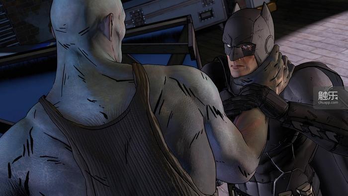 蝙蝠侠也有吃瘪的时候