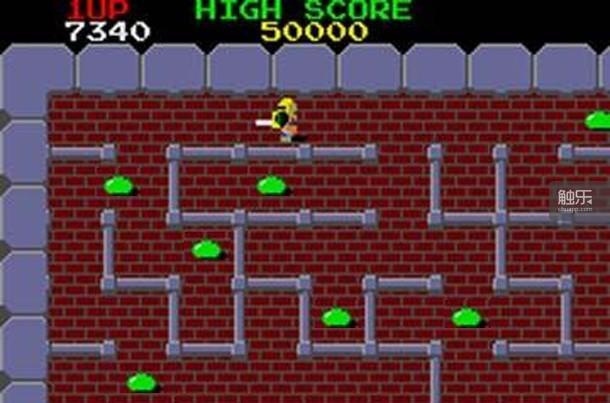 《迷宫塔》影响了《梦幻仙境》和《塞尔达传说》