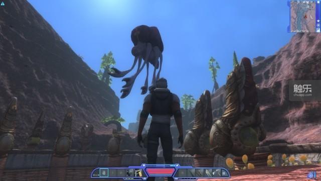 从题材到类型,《星球探险家》都是很少见的那类国产游戏