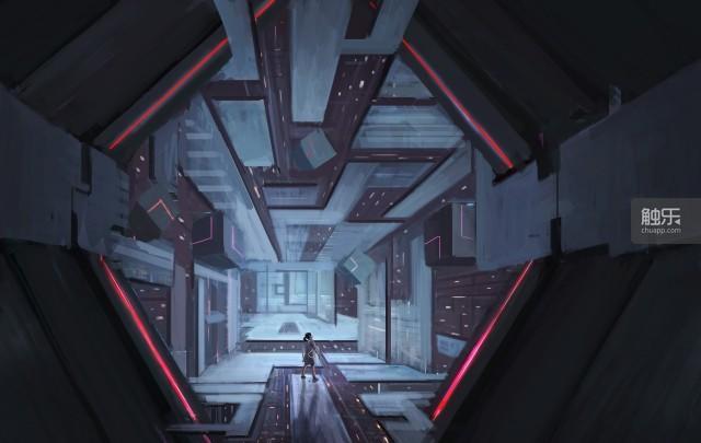 帕斯亚科技新作《Protoform》的概念原画